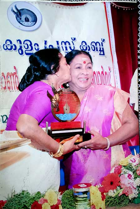 Manoramma Sukumari